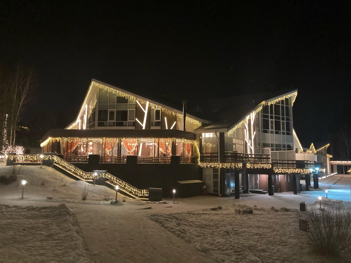 Зимняя сказка рядом с Нижним Новгородом